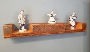 Custom Solid Wood Shelf