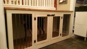 Custom Indoor Dog House